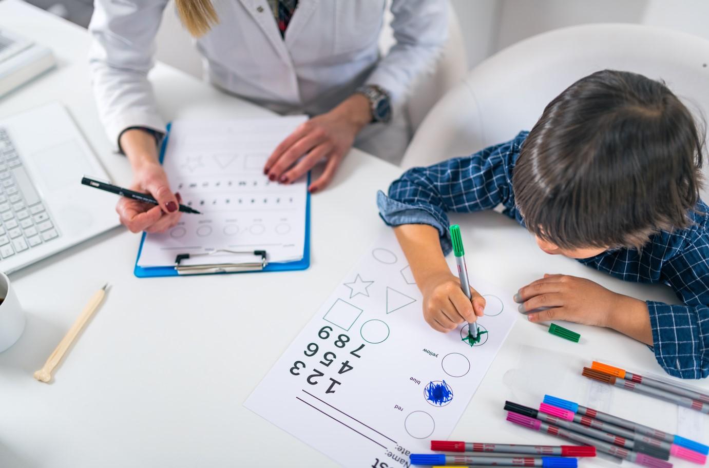Çocuklar İçin Gelişim Testleri